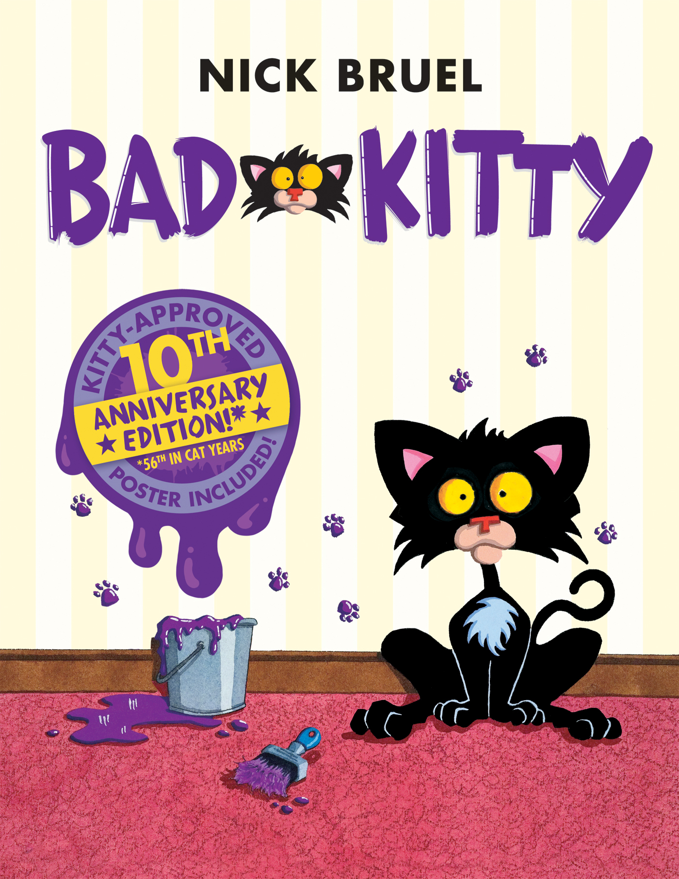 Bad Kitty Books